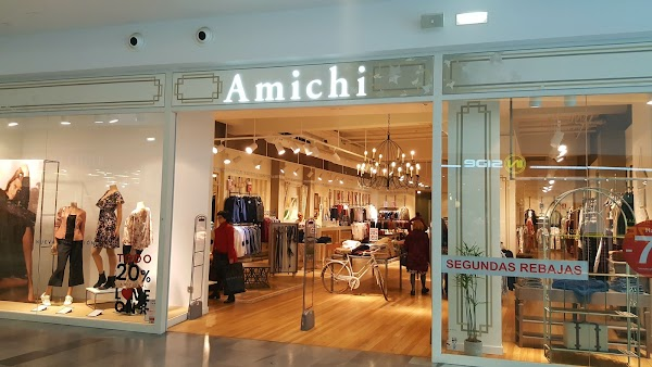 Amichi CC Rio Shopping