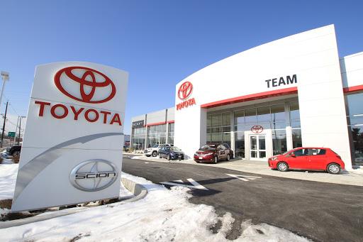 Car Dealer «Team Toyota of Princeton», reviews and photos, 2871 U.S. 1, Lawrenceville, NJ 08648, USA