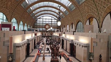 Gare du Musée D'Orsay RER C