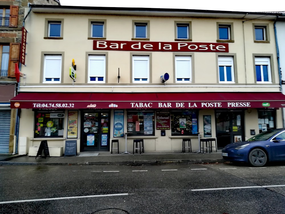 photo du resaurant Bar de la Poste