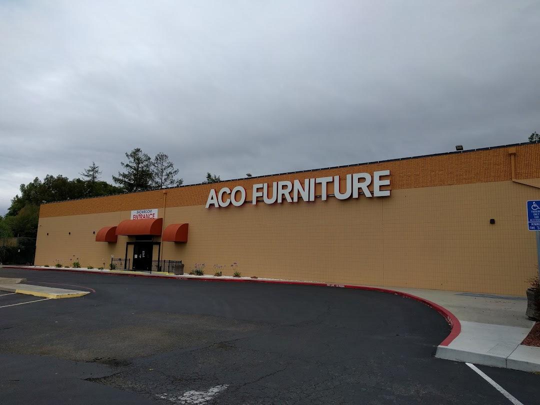 Aco Furniture In The City San Jose