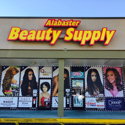Beauty Supply Store «Alabaster Beauty Supply», reviews and photos, 511 1st St SW, Alabaster, AL 35007, USA