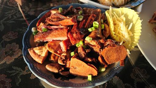 竹塹林記美食 茶鵝 魯味