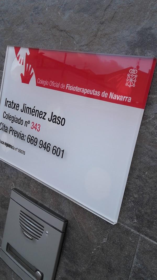 Centro de Fisioterapia Iratxe