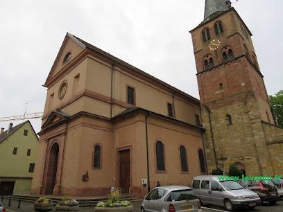 Église Saint-Anne, Turckheim