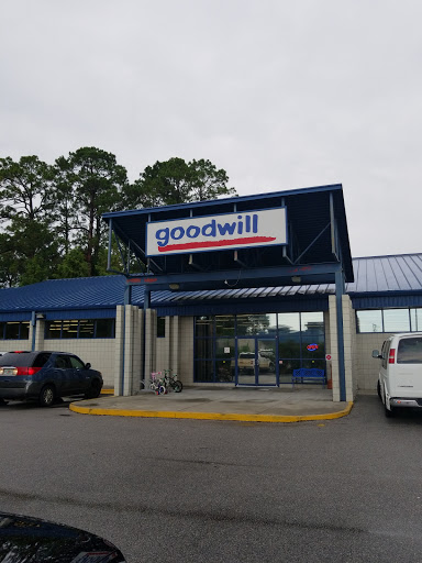 Goodwill Retail Store & Donation Center, 1610 Ohio Ave, Lynn Haven, FL 32444, Thrift Store