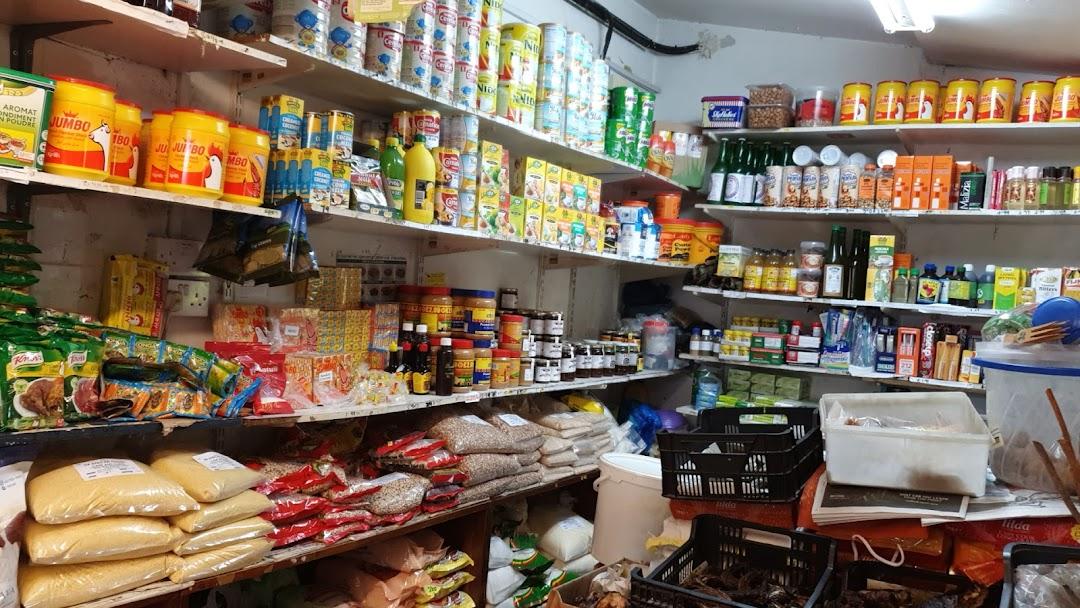 Yabo African Foods