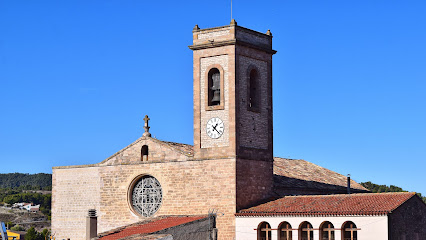 Església parroquial de Sant Martí de Tous