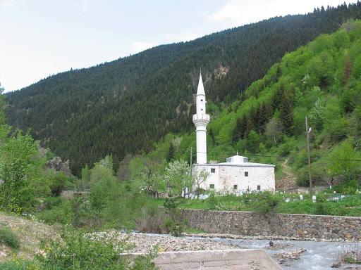 Zigana Köyü Maruflu Camisi