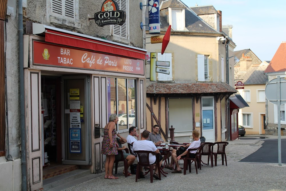photo du resaurant Café de Paris