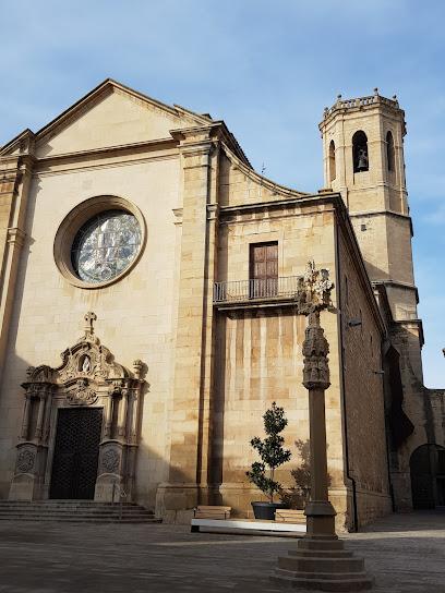 Església de Santa Maria de l'Alba