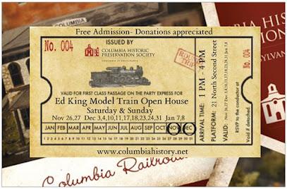 Columbia Historic Preservation Society
