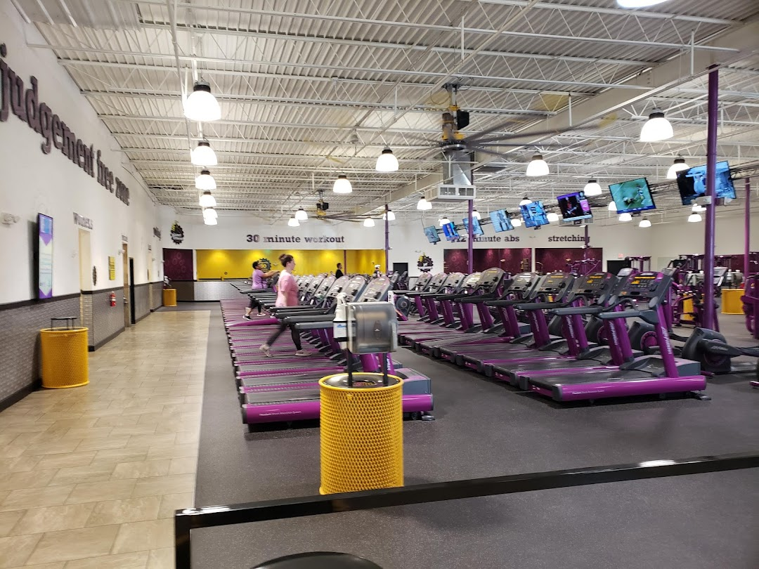 Planet Fitness In The City San Angelo