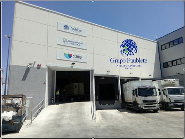 Grupo Paublete - Ceuta