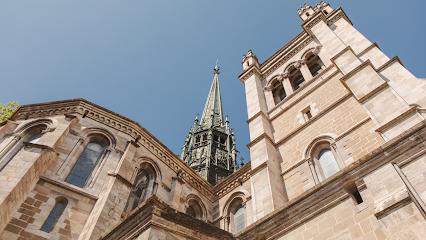 Cathédrale Saint-Pierre Genève Mariage