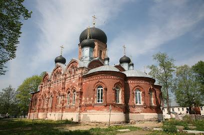 Храм Свято-Введенский Храм