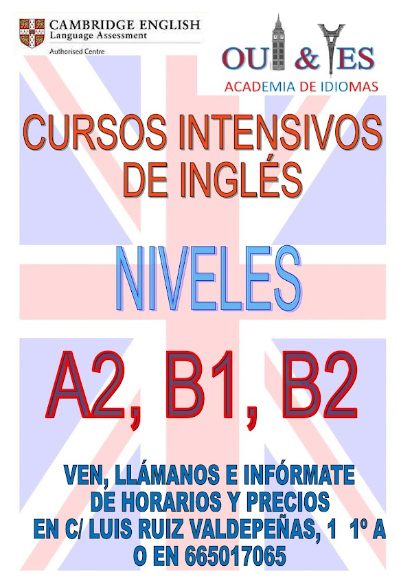 Academia de Idiomas Oui and Yes