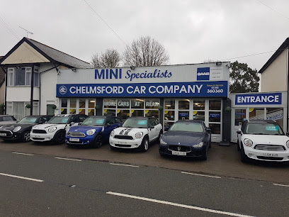Used car dealer Chelmsford Car Company - UK's Largest Independent Used Mini Specialist