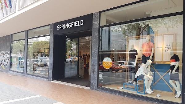 Springfield - SPF Man  Woman