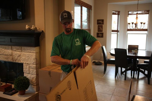 Mover «Square Cow Movers South Austin», reviews and photos