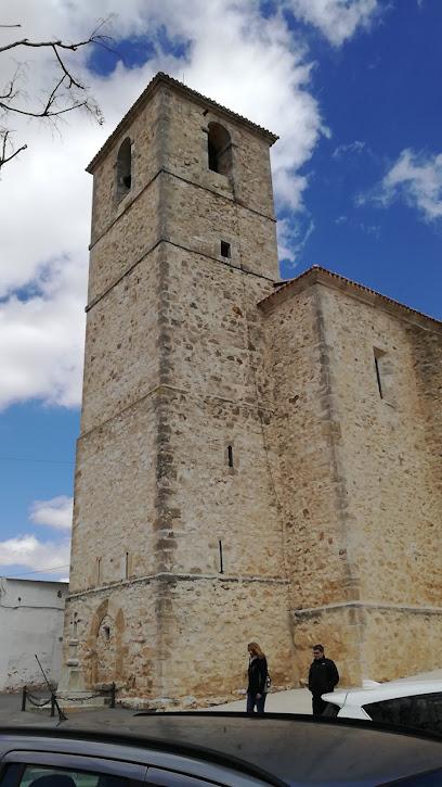Iglesia de Torrubia del Campo