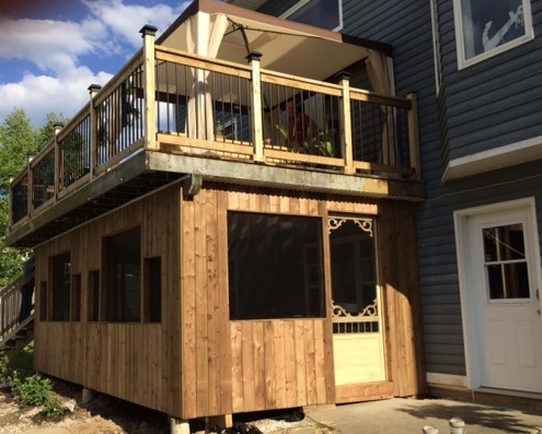 Terasse WWW.RELIABLECONTRACTOR.CA à Fredericton (NB) | LiveWay
