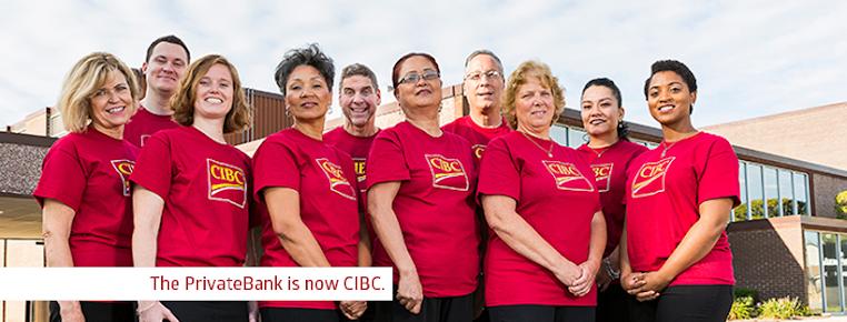 CIBC Banking Center