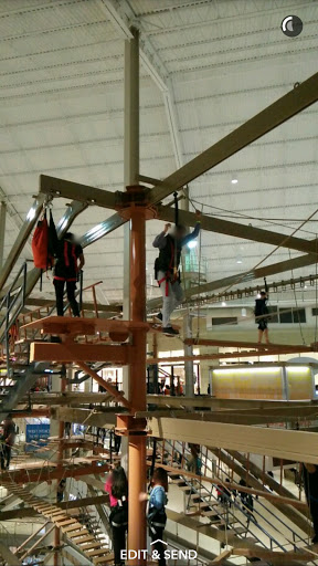 Tourist Attraction «Palisades Climb Adventure Ropes Course», reviews and photos, 4590 Palisades Center Dr, West Nyack, NY 10994, USA