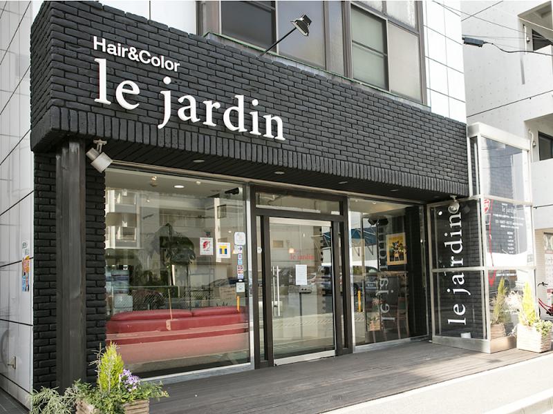 Hair&Color le jardin ルジャルダン葛西店 美容室/美容院