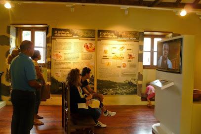 MECIV Museo etnográfico centro de interpretación de Valleseco OFICINA DE TURISMO