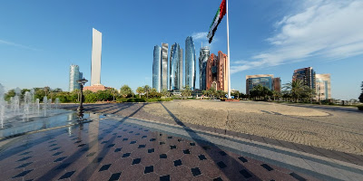 Corniche Rd - Abu Dhabi - United Arab Emirates