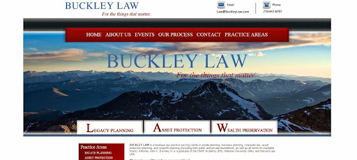 Estate Planning Attorney «Buckley Law», reviews and photos