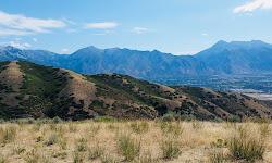 Traverse Mountains