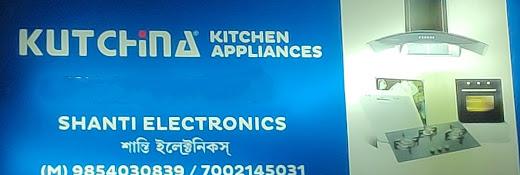 Shanti Electronics Kutchina sales & authorised Service center.Silchar