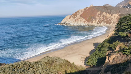 Gray Whale Cove Trailhead