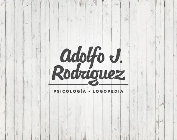Adolfo Jimenez Rodriguez. Psicologia y Logopedia