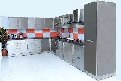 Bethliving Interiors- Stainless steel & Steel- TirupatiTirupati