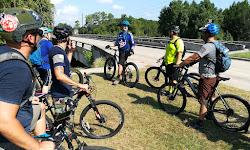 Cypress Creek MTB Trail parking OFFICIAL