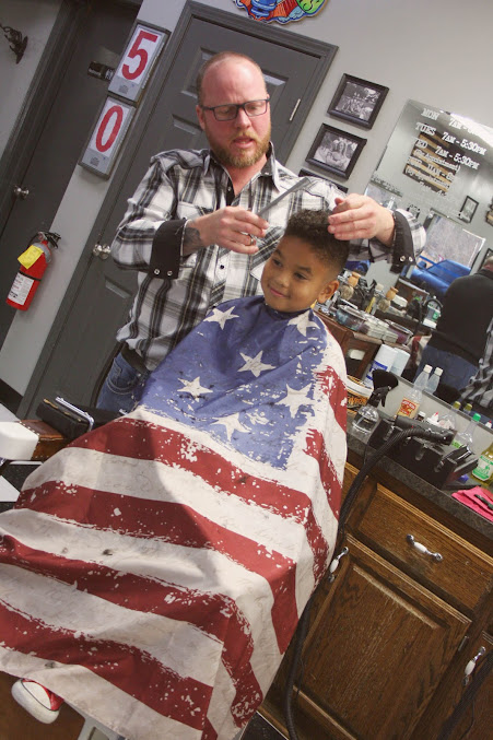 Courtney Brothers Barber & Shaving Parlor