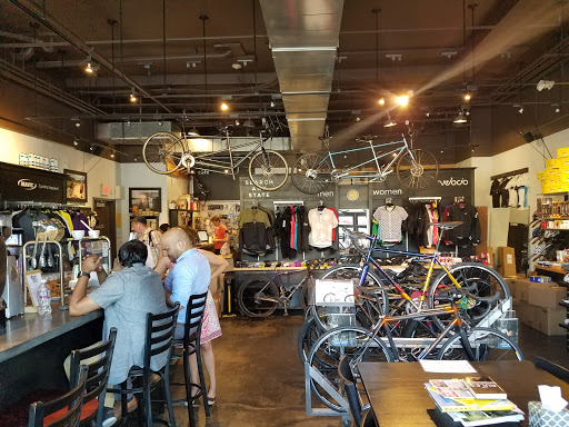 Bicycle Repair Shop «Ride Studio Cafe», reviews and photos, 1720 Massachusetts Ave, Lexington, MA 02420, USA