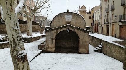 Font de la Vila de Torà