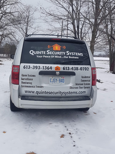 Système alarme Quinte Security Systems à Bloomfield (ON) | LiveWay