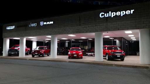 Jeep Dealer «Chrysler of Culpeper», reviews and photos, 11030 James Monroe Hwy, Culpeper, VA 22701, USA