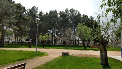"""""""Los Viveros"""" Municipal Park 1"""