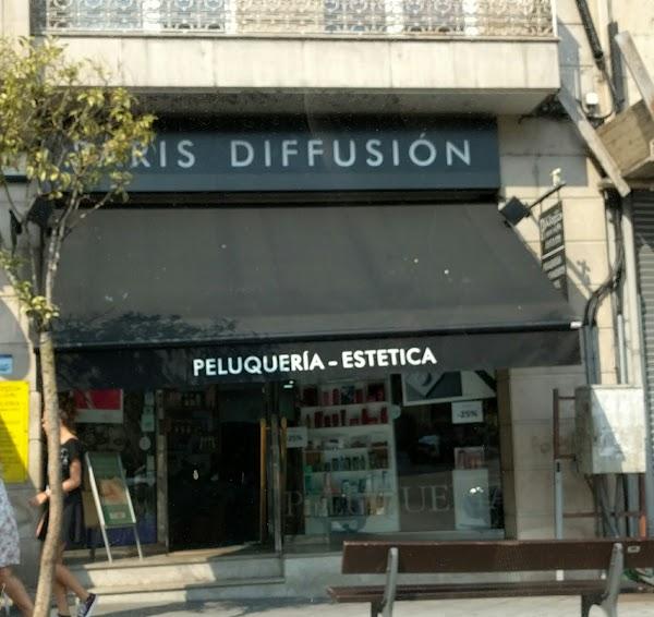 Paris Diffusion