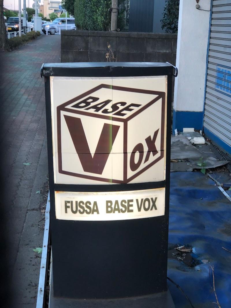 FUSSA BASE VOX