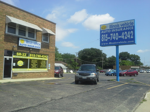 Illinois Vehicle Auto Insurance, 1105 W Jefferson St, Joliet, IL 60435, Auto Insurance Agency