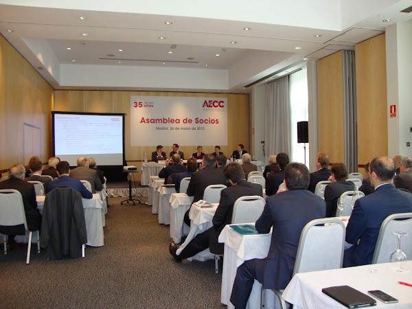 AECC - Asociacion Española de Centros Comerciales