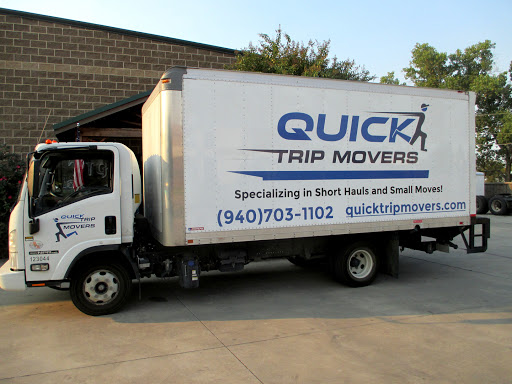 Quick Trip Movers, 1348 W Main St Suite A, Lewisville, TX 75067, Mover