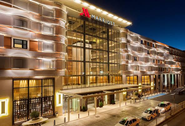 Madrid Marriott Auditorium